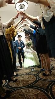 「華やか」且つ「上品」な花嫁様へ